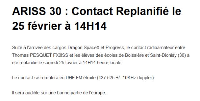 report-du-contact