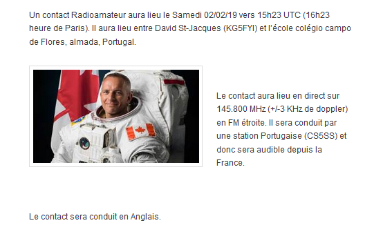 contact iss