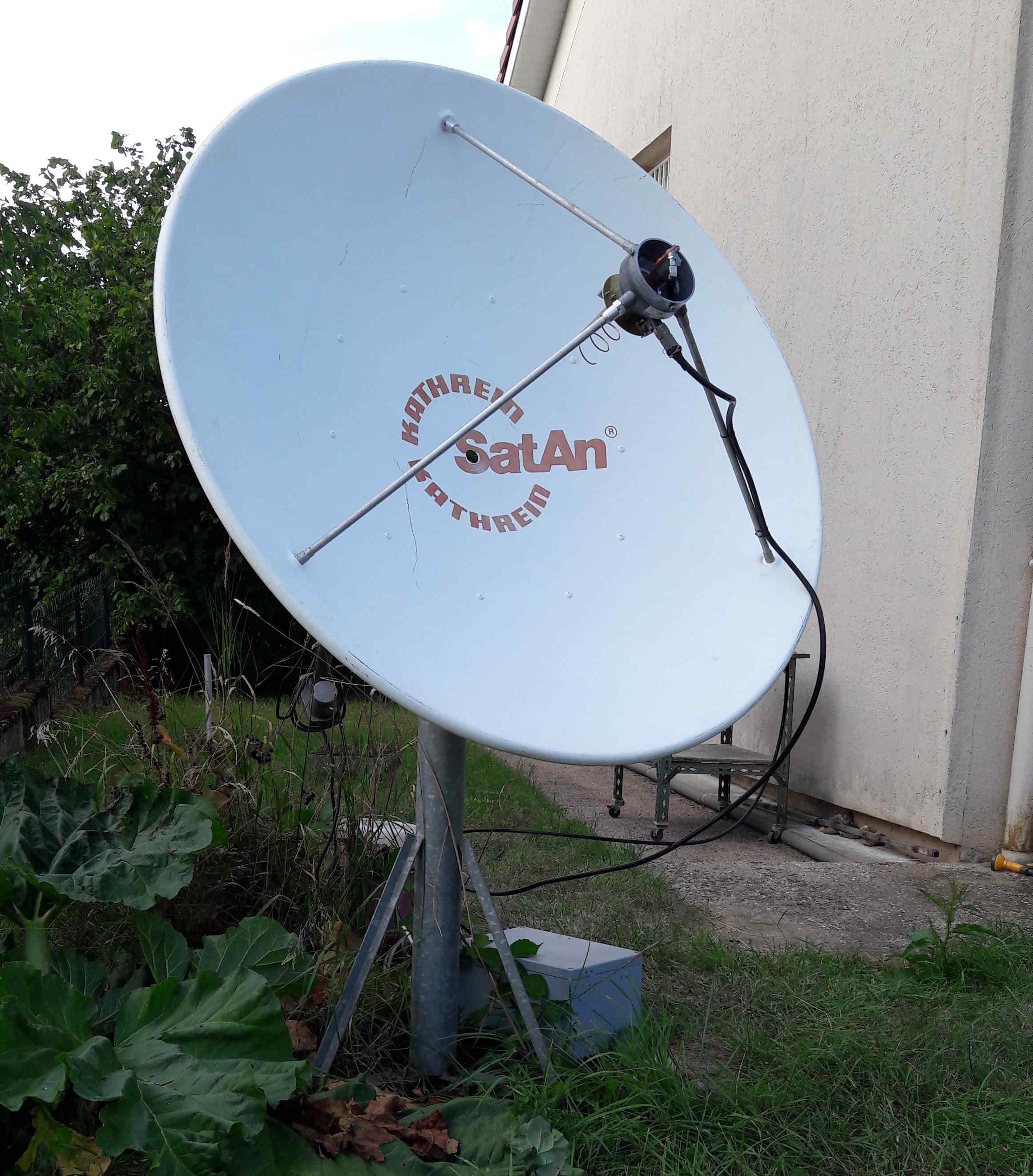 Antenne f5xg